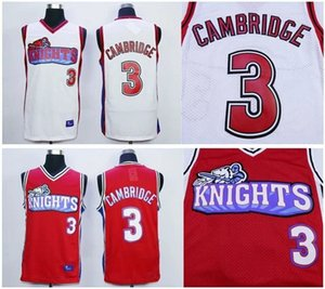 comme mike achat en gros de-news_sitemap_homeCambridge Jersey Like Mike Knights Film Basketball Jerseys Blanc Rouge Stiched Nom Numéro Jersey