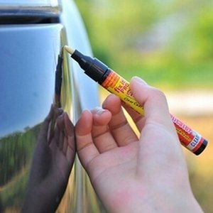 Wholesale Car styling New Fix It Pro Clear Car Scratch Repair Remover Pen Clear Coat Applicator Car Painting Pen Brush Marker A