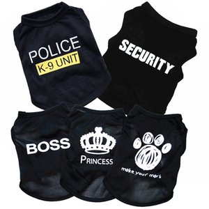 Cute Pet Dog Cat Vest Clothes Small Sweater Puppy Soft Coat Jacket Summer Apparel Cartoon Clothing t shirt Cheap Jumpsuit Outfit pet supply