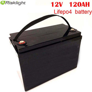 Wholesale 12v solar batteries for sale - Group buy High Capacity Lifepo4 V Ah Lithium Ion Battery Pack For Solar Power System
