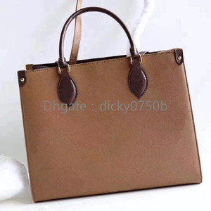 Wholesale messenge bags resale online - shopping bag for women leather shoulder bag lady Tote woman handbags presbyopic shopping bag for women purse messenge onthego