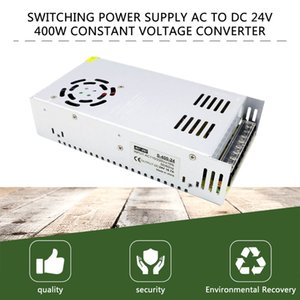 Professional Switching Power Supply Ac To Dc 24V 400W Constant Voltage Converter