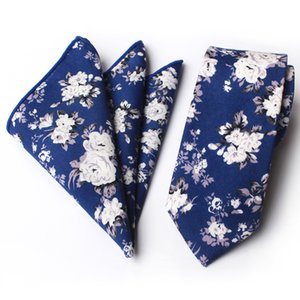 Wholesale Manufacturers stock new floral fashion cotton tie cotton square towel tie pocket towel set Taobao explosion models cm