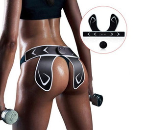 Wholesale New Hip Trainer Muscle Stimulator Unisex EMS Hip Lifting Waist Slimming ABS Buttocks Fitness Butt Lifting Slimming Massager