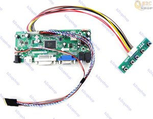 Wholesale HDMI DVI VGA LCD Controller Driver board Kit for quot N156BGE L21 LED Panel X768