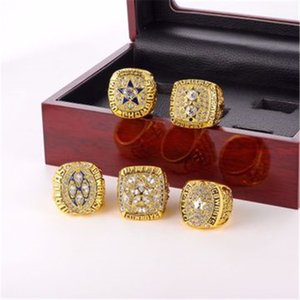 Wholesale Super Bowl Cowboys Championship Ring Men s Set Jewelry