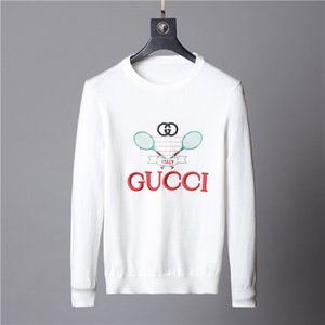 2019EGG Men's designer sweater pullover brand men and women sweater letters embroidery sweater long-sleeved designer sweatshirt round neck on Sale