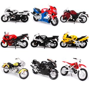 Maisto 1:18 Alloy Motorcycle Model Toy Off-Road Motor Bicycle Mountain Racing Car Models Colletible Toys For Children Gift