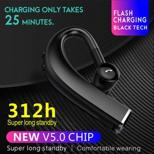 Wholesale F680 Wireless BT Sports Headphones Flash Charging Hours Super Long Standby for Android Phones