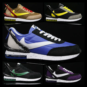 Wholesale With sport watch Cortez Undercover X Daybreak Dbreak Vintage Jun Takahashi Showroom Waffle Racer Red Mens Man Running Shoes Sneakers
