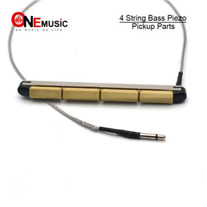 Wholesale pickup parts resale online - Under Saddle Transducer Pickup Imported Piezo Electric Bar Folk Acoustic Sticks for String Acoustic Bass Guitar Parts