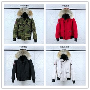 Wholesale Moose OVO Hybridge Life Chilliwack Expedition Outdoor coat knuckles Red White Black size xs-2xl