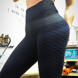 Fitness Sport Leggings Sexy Yoga Pants Women High Elastic Push Up Slim Tights Gym Workout Yoga Leggings Running Pants Women