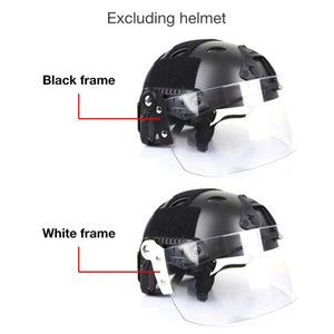Wholesale New Outdoor Transparent Windproof Lens High Quality Anti Glare Lenses For Helmet
