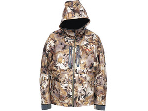 2019 Sitex Khanka Jacket Waterfowl Marsh Same as SITKA jacket