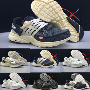2019 OFF Presto 2.0 White Black Mens Running Shoes For Men Designer shoes Prestos Sports Air Womens Sneakers Chaussures Trainers SS869 on Sale