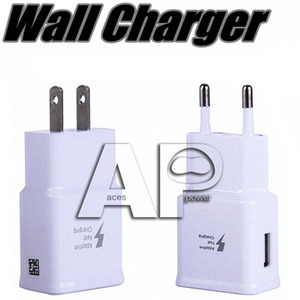Wholesale turbo charged for sale - Group buy 5V A USB Wall Fast Charger Turbo Adapter Charging A EU US Plug For Samsung Galaxy S9 S8 Plus Note8 Note Plus