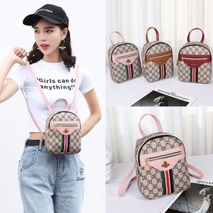 Wholesale Kids Designer Handbags Hot Sale Baby Girls Excursion shoulder Bags Fashion Classic Old Floral Printed Kids Student Mini Princess Childr