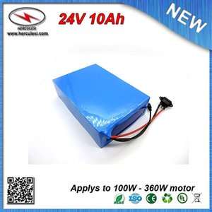 Wholesale Top Classic PVC cased W Electric Bike Battery V Ah with V mah cell A BMS Charger