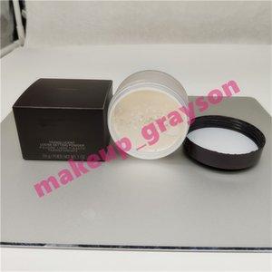 Mercier Loose Setting Powder Waterproof Long-lasting Moisturizing Face Loose Powder Maquiagem Translucent Makeup 29g 1pcs ePacket 2 color