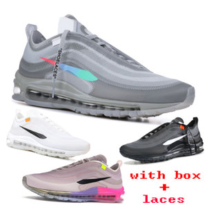 Wholesale Brand Cushions Women Mens Running Shoes OG Menta Elemental Rose Serena Queen Triple Black White Designer Trainers Sneakers With Box