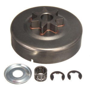 Wholesale drum parts for sale - Group buy 3 T Clutch Drum Sprocket Bracket Kit For Stihl MS290 MS310 MS390 Chainsaw