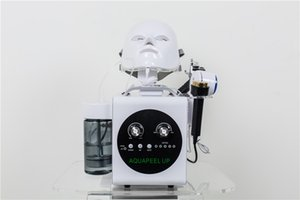 Wholesale Hydra Facial Dermabrasion Machine Aqua Jet Peel Water Dermabrasion In Skin Care Oxygen Hydra Aqua Machine Beauty Instrument and Meso Gun