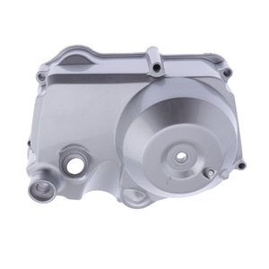 Wholesale go karts resale online - Right Side Engine Motor Case Casing Cover for cc cc Dirt Bikes Atvs Go Karts Pit Bike Quad Accessory
