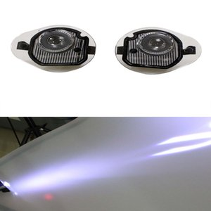 Wholesale For JEEP Cherokee 2016 2017 Rearview Mirror Laser Projector Logo Shadow Light Welcome Lamp 1PAIR
