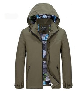 High quality autumn new men's single layer jacket loose casual men's light jacket outdoor sports coat on Sale