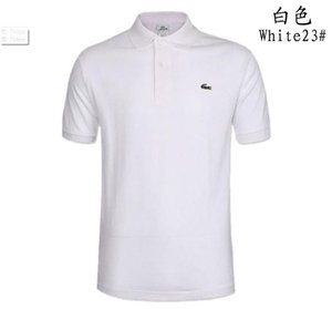Wholesale Trend Shirt for Man Women High Polo Street Top Tee Fashion and Professional Designer Summer Polo Shirt Embroidery Mens Polo T ShirtsIte