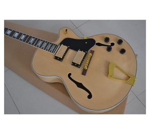 Free shipping new arrival High Quality Custom 175 electric jazz guiar 175 semi-hollow jazz guitar Natural ES hai3