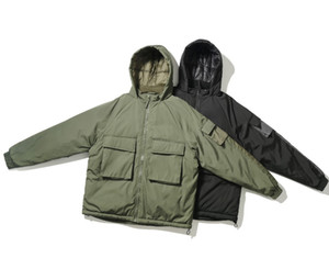The new winter product is European and American outerwear on Sale