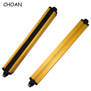 Wholesale CHOAN GM4006J beams MM Safety Light Curtain light Grating Photoelectric Protector Infrared sensor Area Switch receiver transmitter DC