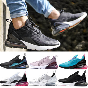 Wholesale 27C Black White Mens Tennis Shoes Throwback Future Womens Trainers Fabric BARELY ROSE Be True South Beach Tiger Mens Sports Sneakers 36-45