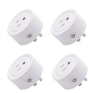 Smart Plug Smart WiFi Power Socket US Plug Switch For Google Home App Control For Alexa Connected By WiFi Plug