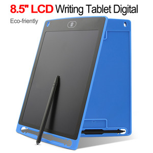 Wholesale LCD Writing Tablet Digital Portable Inch Drawing Tablet Handwriting Pads Electronic Tablet Board for Adults Kids Children Retail