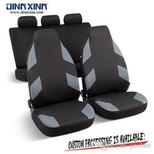 Wholesale DinnXinn 111203F9 Nissan 9 pcs full set PVC leather car seat cover factories supplier from China
