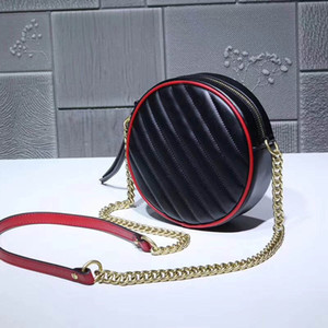 Wholesale Global Classic Matching Leather Shoulder Bag Best Quality Metal Chain Handbag Size cm cm cm