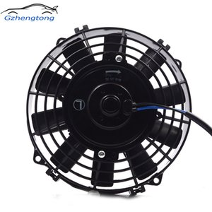 Wholesale Gzhengotng Universal Inch Fan Slim Electric Radiator Cooling Fan V V for A C Condenser Fan W High Power
