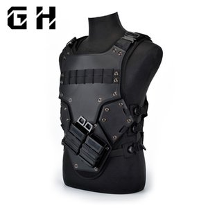 Wholesale live vest resale online - Dropshipping Tactical Vest Men Tactical Vest Camouflage Live CS Equipment Army Fan