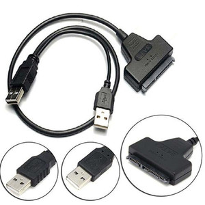 Wholesale USB to inch Pin ATA SATA HDD SSD Adapter Converter Cable