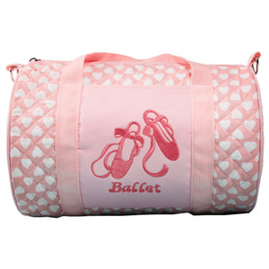 Pink Canvas Ballet Bag Dance Bags for Girls Kids children High Quality Lovely Bag