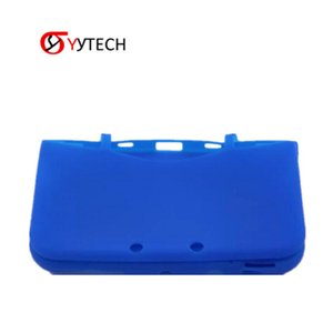 Wholesale 3ds xl for sale - Group buy SYYTECH Durable Soft Silicon Case Gel Rubber Skin Shell Cover for new DS LL new DS XL