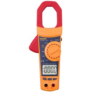 Wholesale 209 Hot Sale electrical measurement instrument VC902 digital multimeter forcipated AC current meter ammeter clamp meter