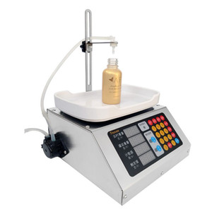 CSY-M90 Micro-filling Machine Weighing Liquid Quantitative Dispensing Dosing Device Ultra-high Precision Glue Nail Polish