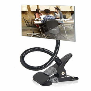 Slingifts Free Ship Clip On Cubicle Mirror Computer Rearview Mirror Convex Mirror for Personal Safety Cabinet Desk Office SH190925
