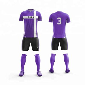 Customize adult Kids Soccer Jerseys Set women mens Training soccer uniform Football Shirts Professional Design Custom Name Number suits on Sale