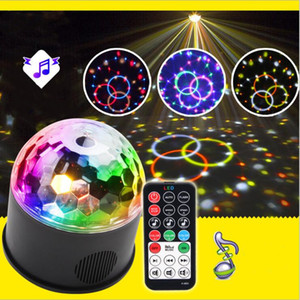 Wholesale Laser Stage Lights New Portable RGB Seven mode Lighting Mini DJ Laser with Remote Control Christmas Party Club Projector decoration LT1142