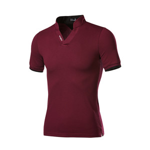 Wholesale new Short Sleeve Mens Polo Shirts Brand Good Quality Slim Fit Mens Polo Merken Designer Polo Luxury Polos